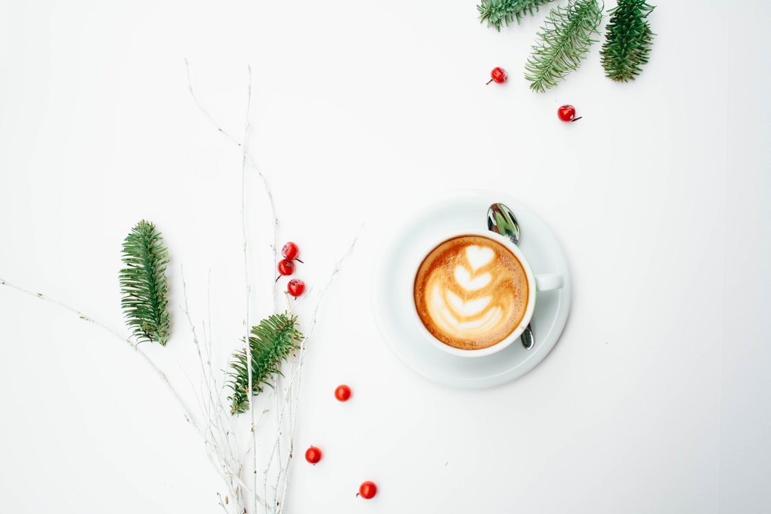 Christmas Ornament,Cup,Coffee