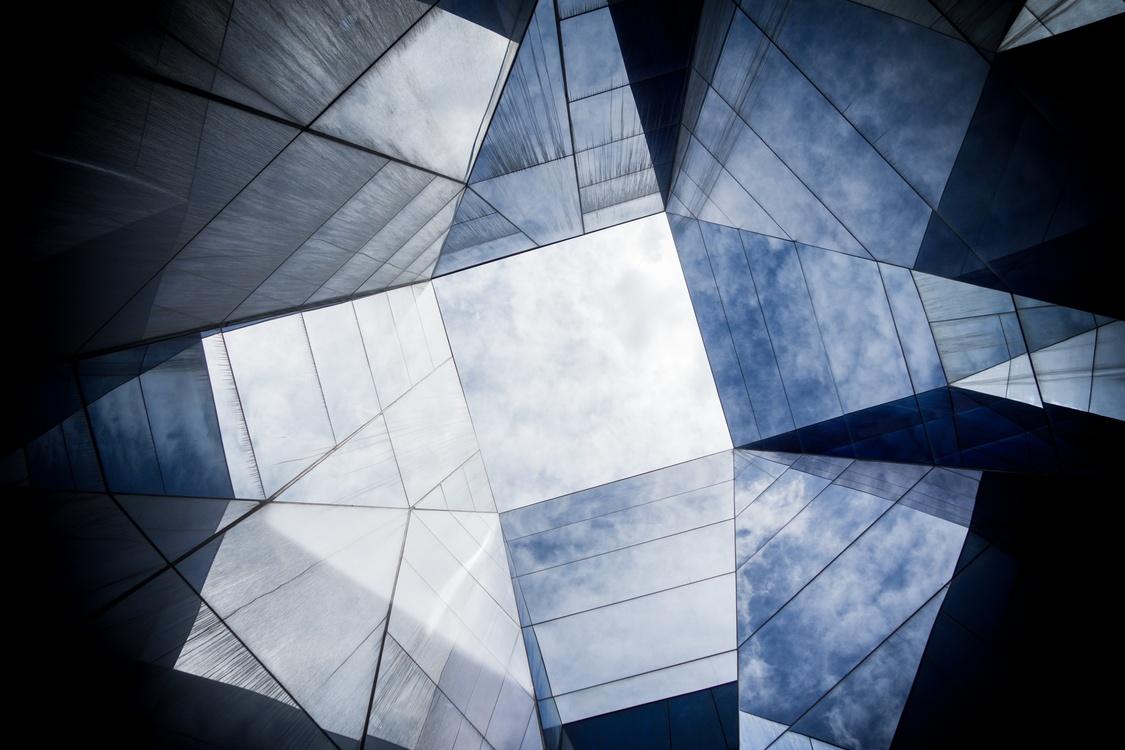 Building,Angle,Reflection
