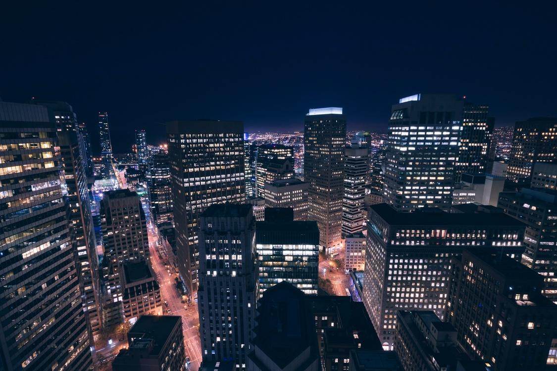 Light New York City Night Photography Cc0 Cc0 Free Download