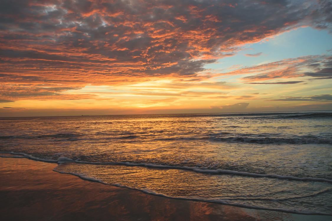Atmosphere,Evening,Coast