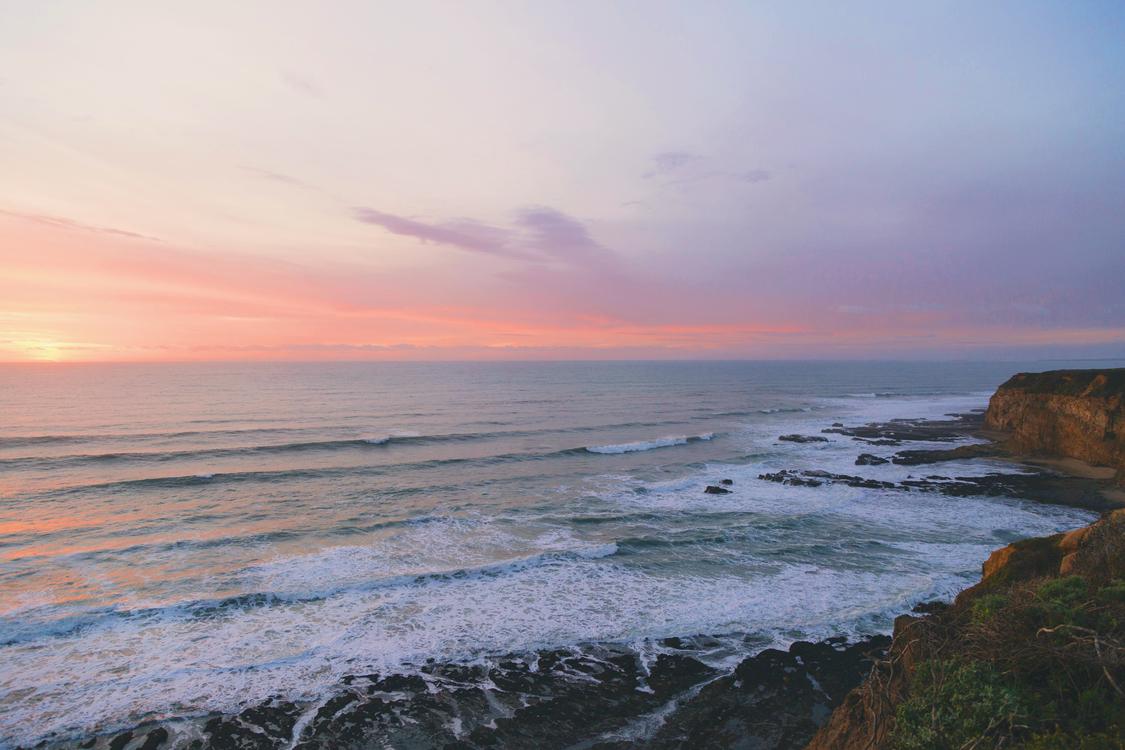 Promontory,Headland,Coastal And Oceanic Landforms