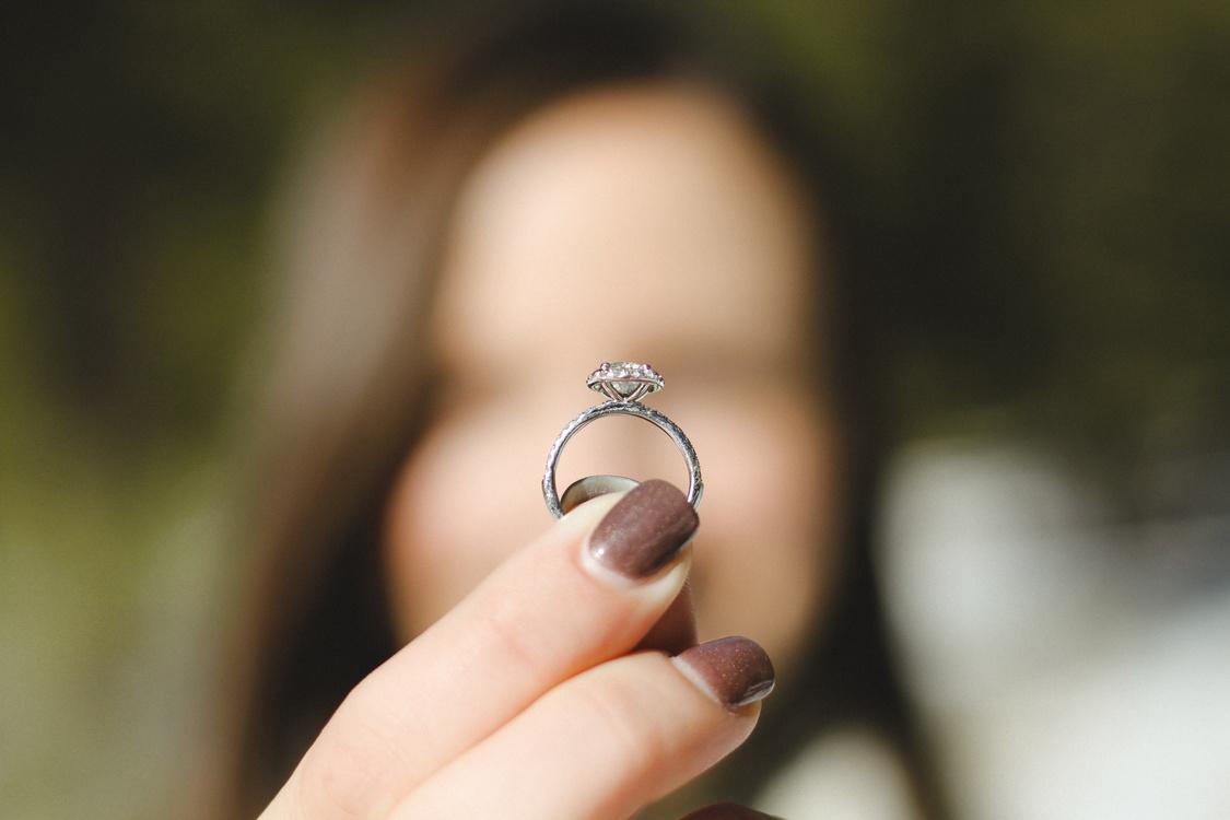Wedding Ring,Close Up,Jewellery