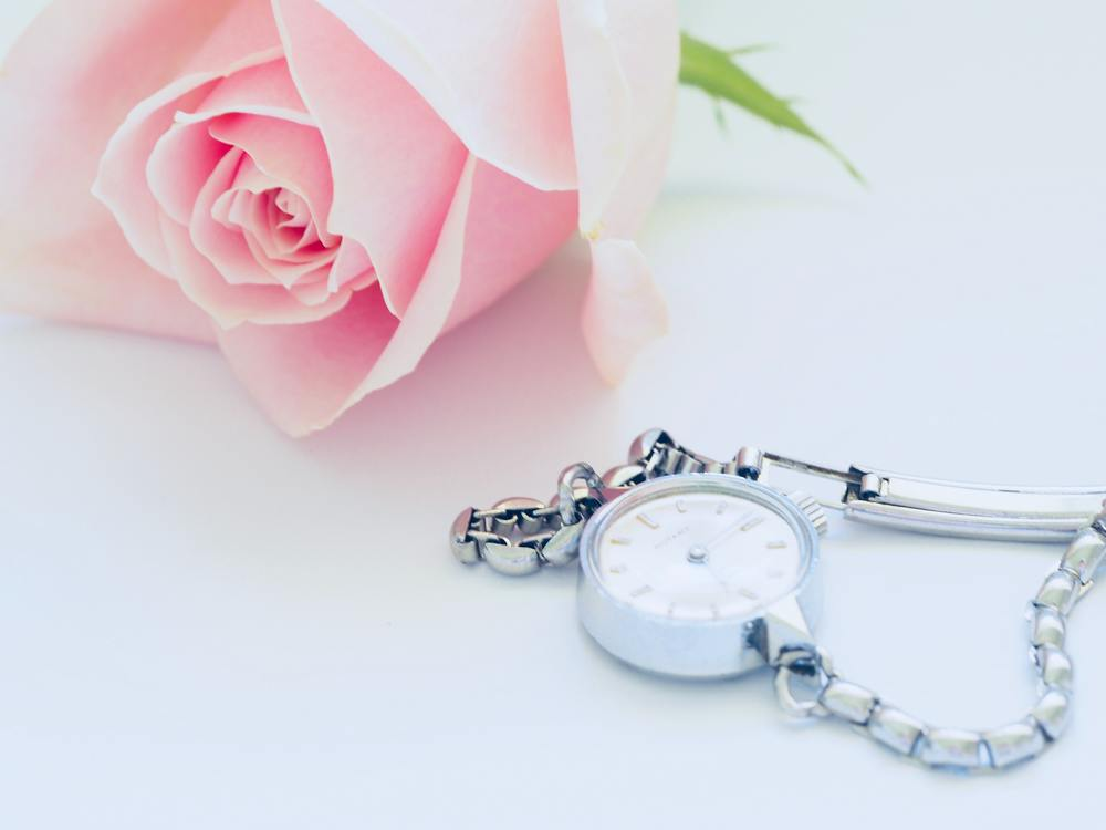 Pink,Flower,Jewellery