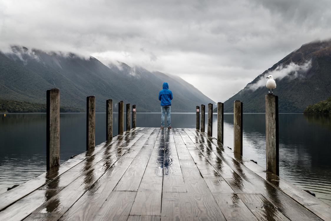 Mountain,Reflection,Lake District