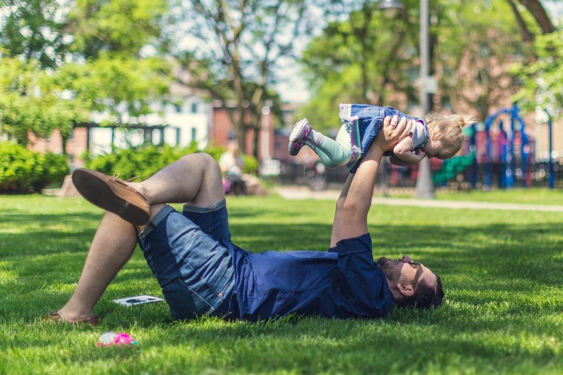 Father Child Parent Infant Son