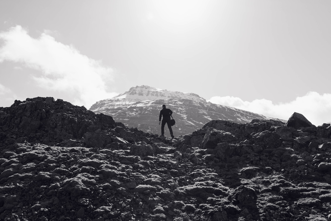 Wilderness,Monochrome Photography,Massif