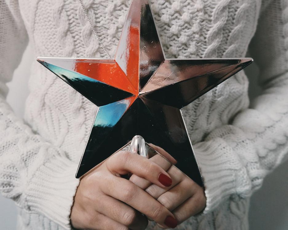 Art Paper,Origami,Christmas
