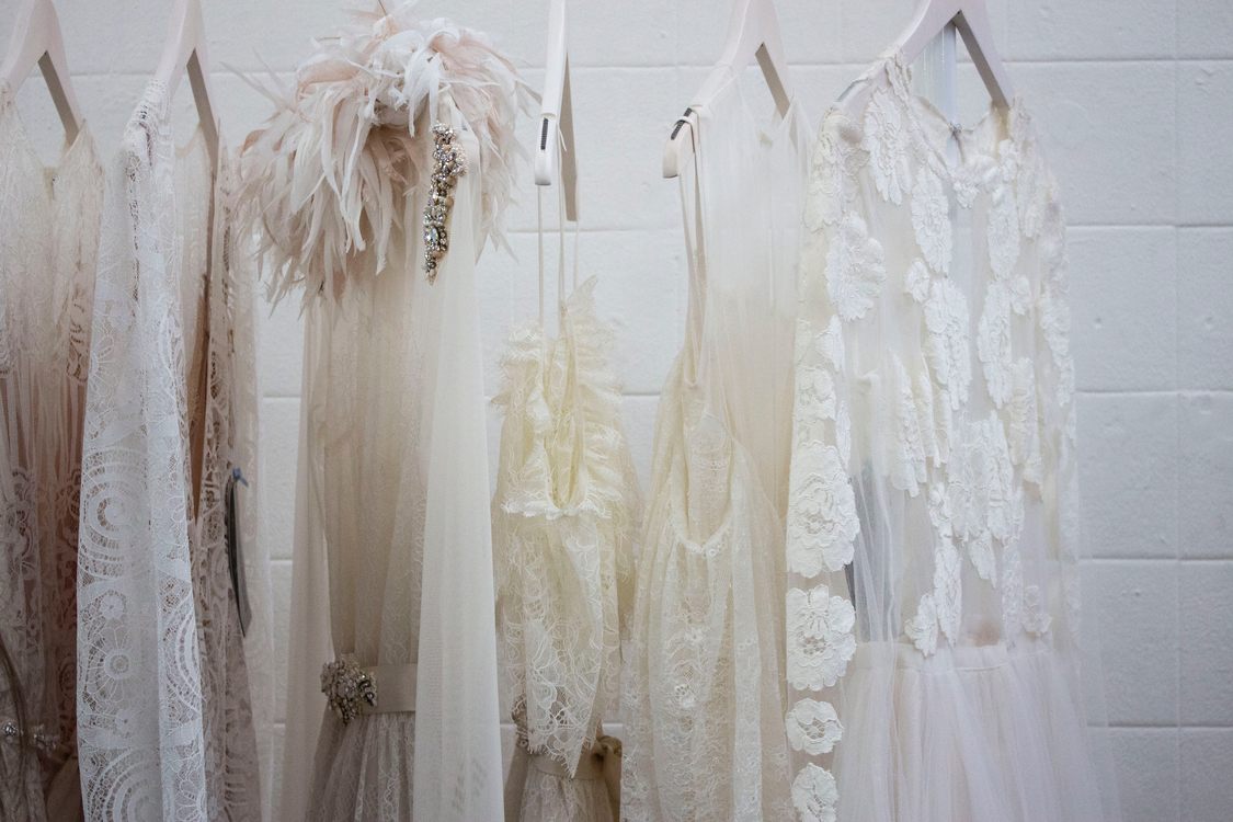 Gown,Clothes Hanger,Wedding Dress