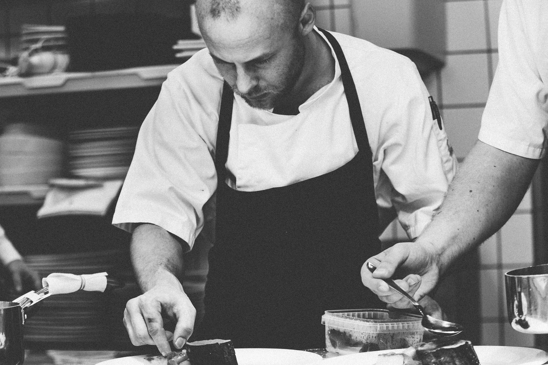 Cuisine,Monochrome Photography,Cooking