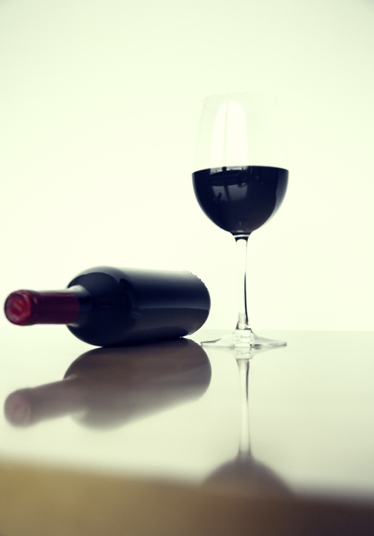 Champagne Stemware,Liquid,Glass Bottle