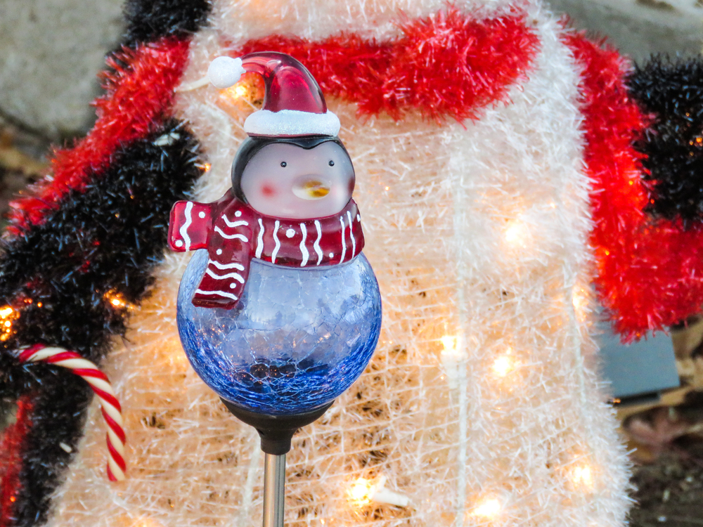 Snowman,Holiday,Christmas Ornament