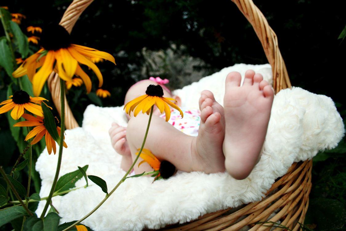 Infant Child Naming ceremony Family