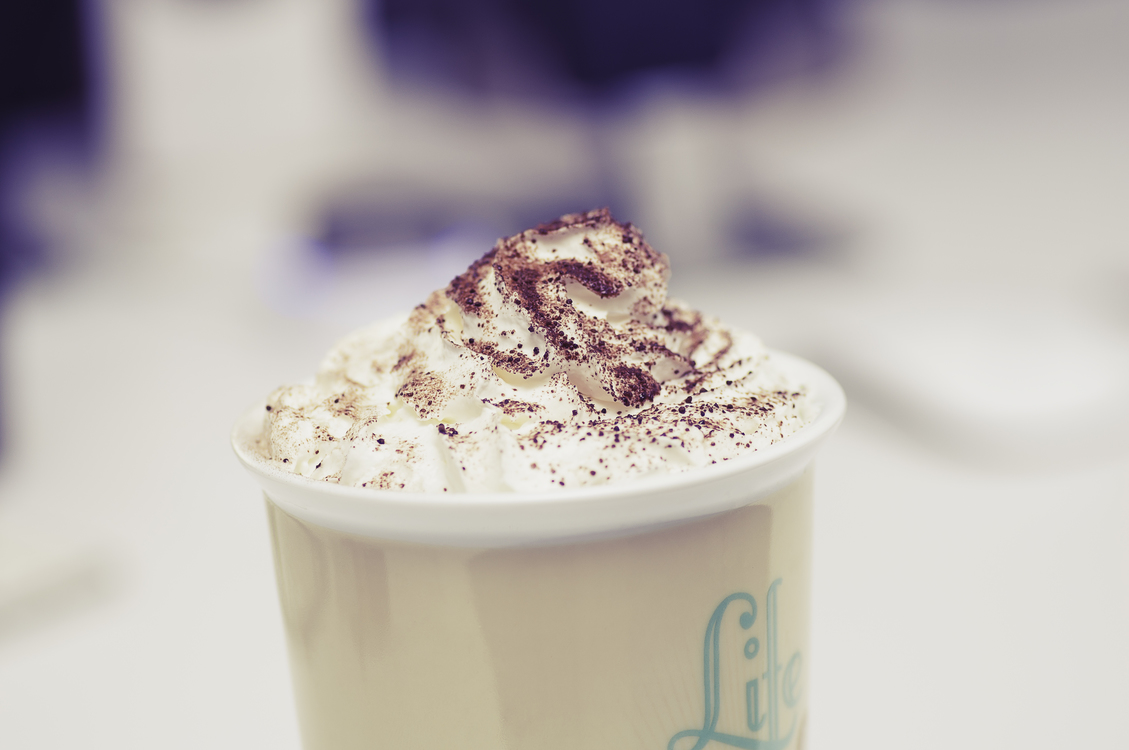 Hot Chocolate,Cappuccino,Dairy Product