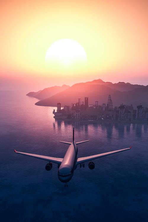 Atmosphere,Sky,Narrow Body Aircraft