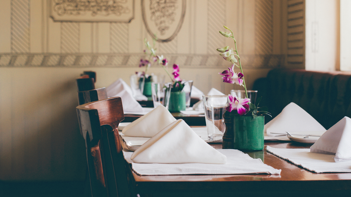 Cafe Restaurant Take Out French Cuisine Food Cc0 Ceremony Flower