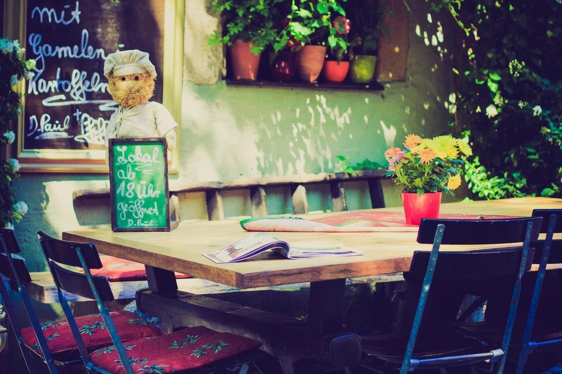 Table,Chair,Restaurant