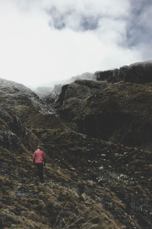 Loch,Terrain,Landscape