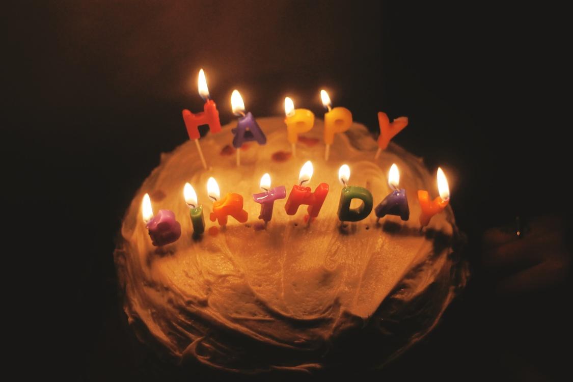Cake,Candle,Lighting