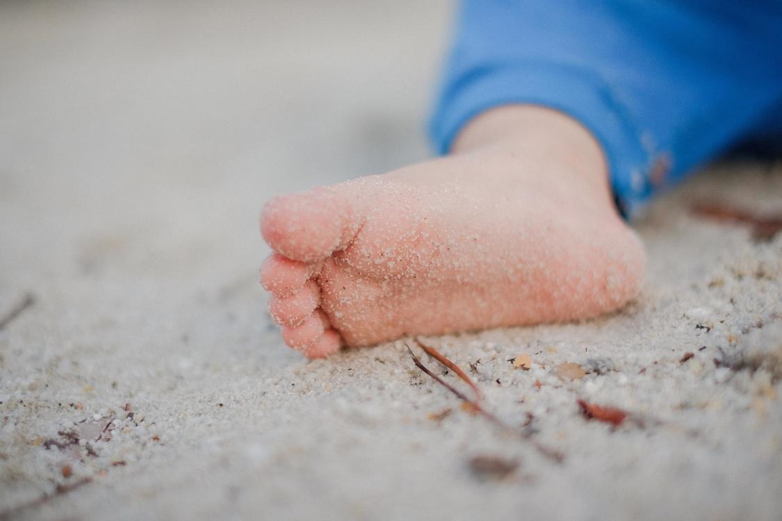 Barefoot,Leg,Material