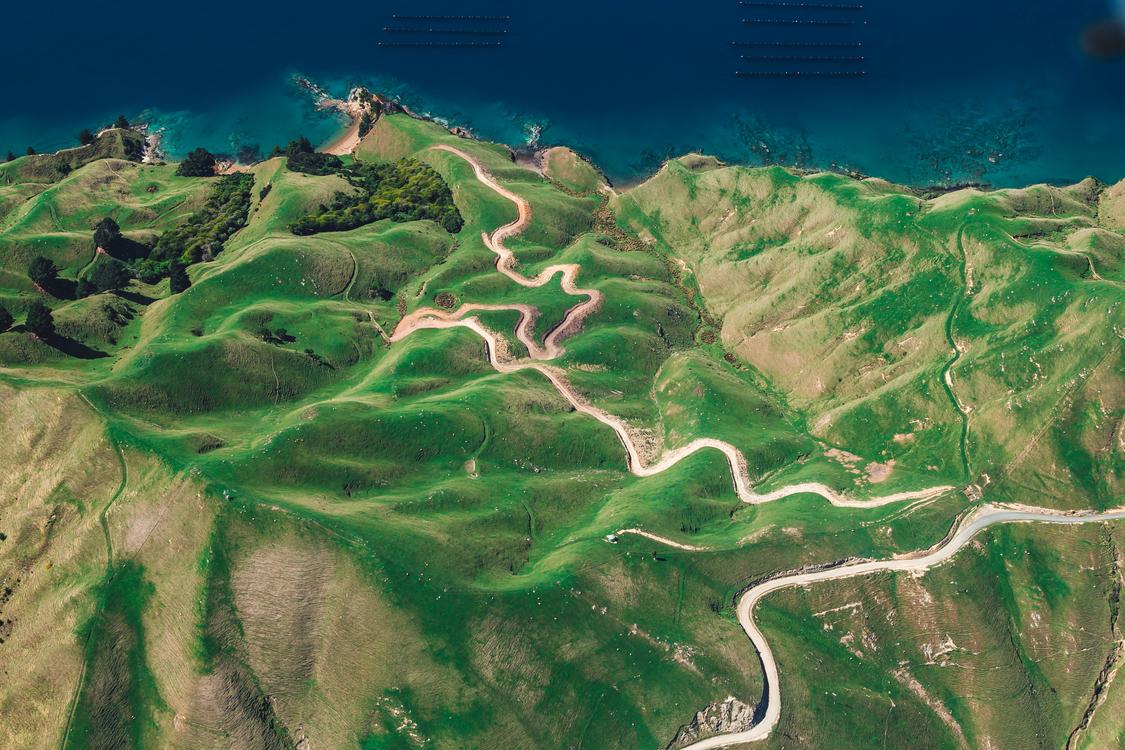 DUrville Island North French Pass Travel Desktop Wallpaper