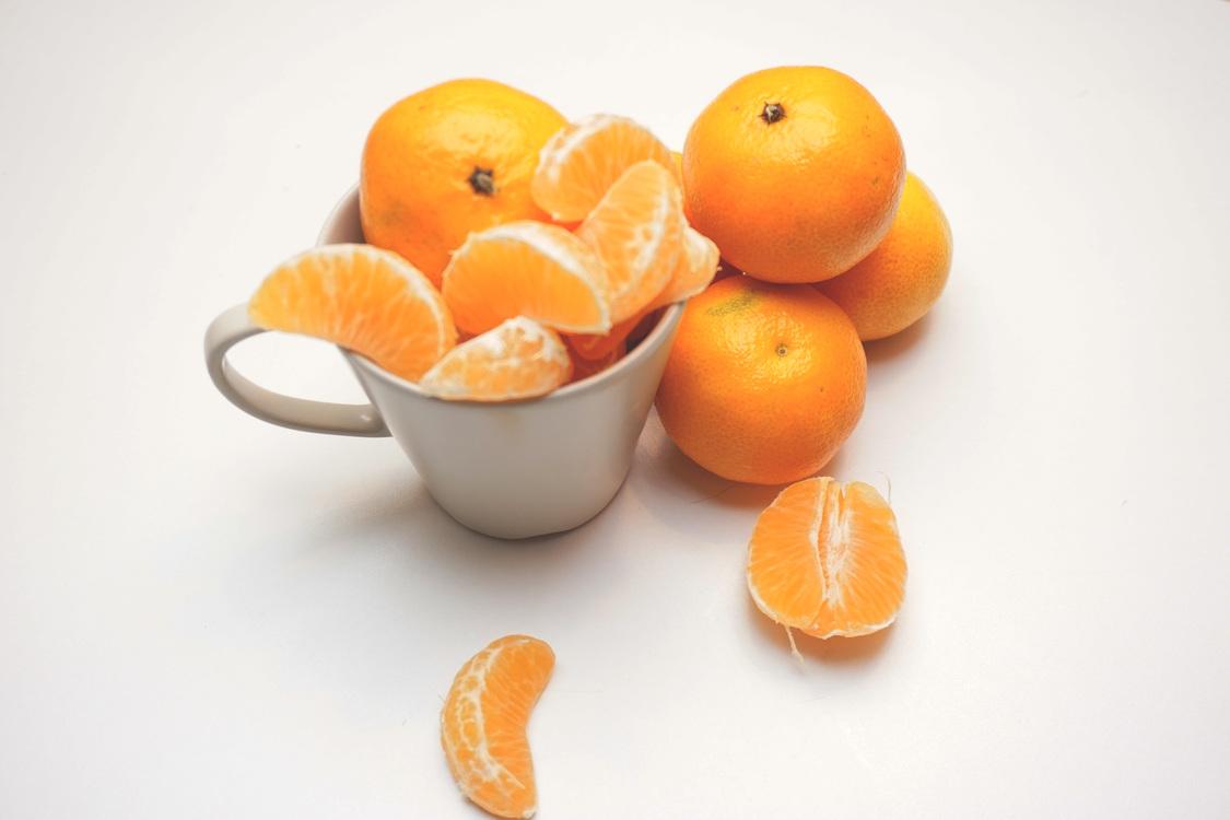 Mandarin Orange,Vegetarian Food,Tangelo