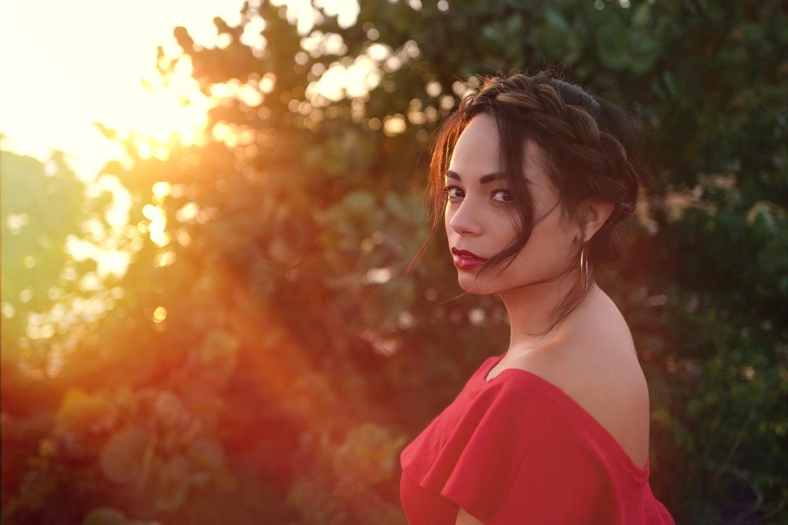 Black Hair,Beauty,Portrait Photography