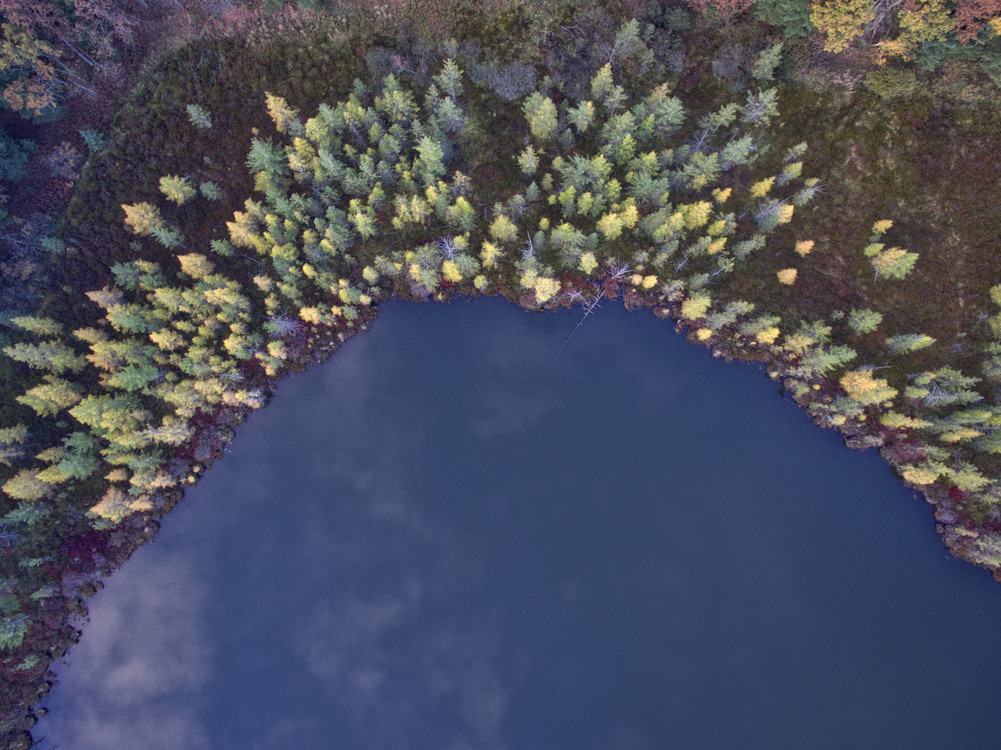Biome,Aerial Photography,Reflection