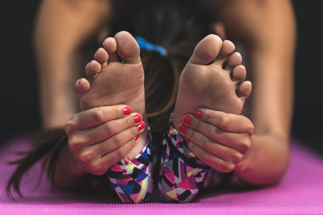 Athlete's foot Flat feet Stretching Foot odor