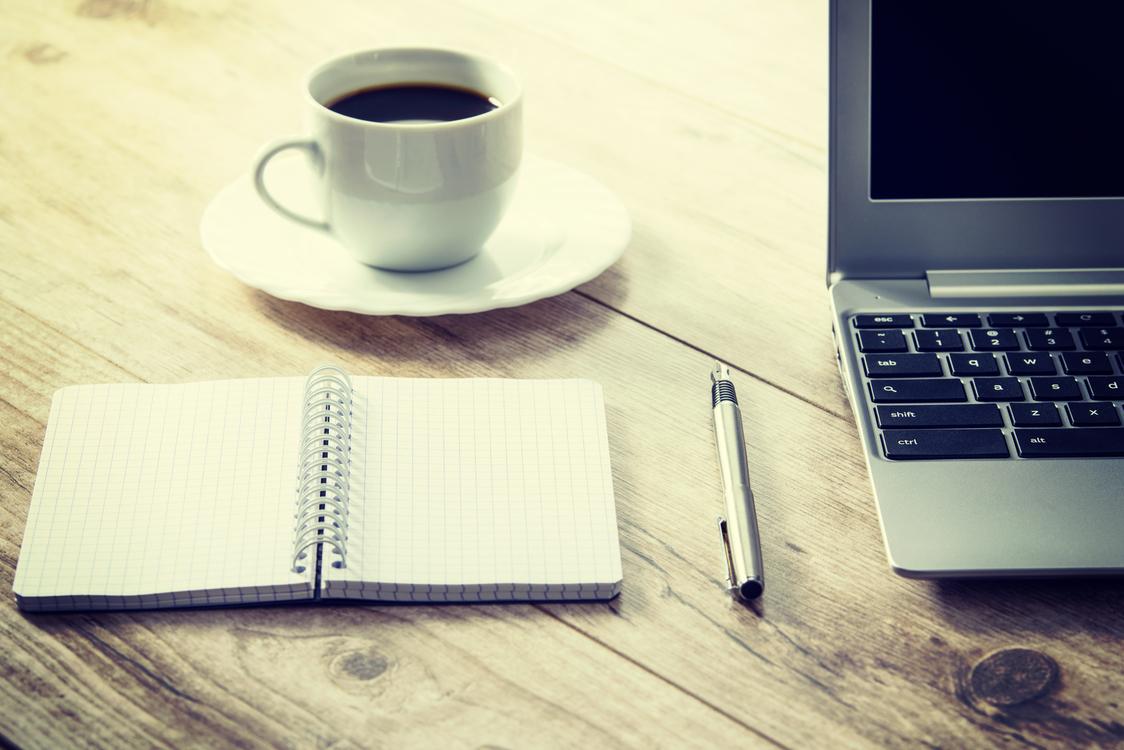Coffee Cup,Laptop,Flooring
