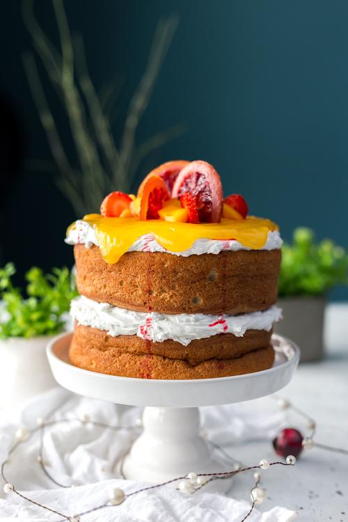 Carrot Cake,Dairy Product,Cream