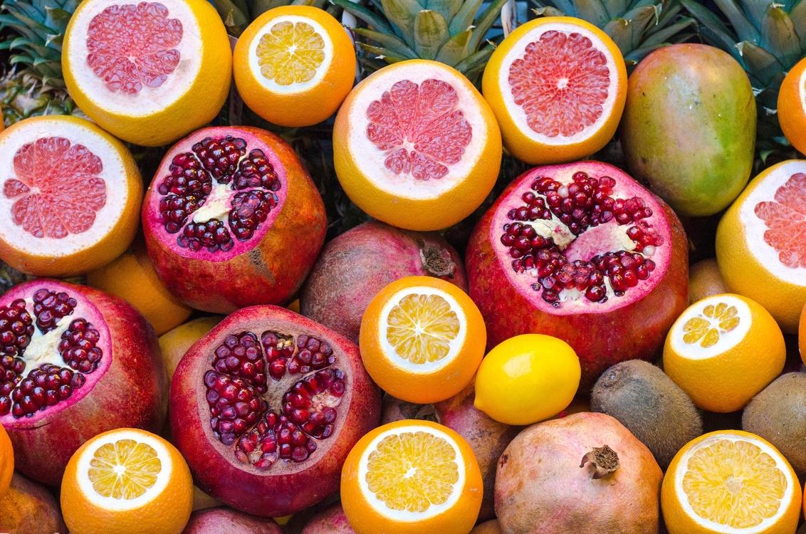 Vegetarian Food,Whole Food,Citrus