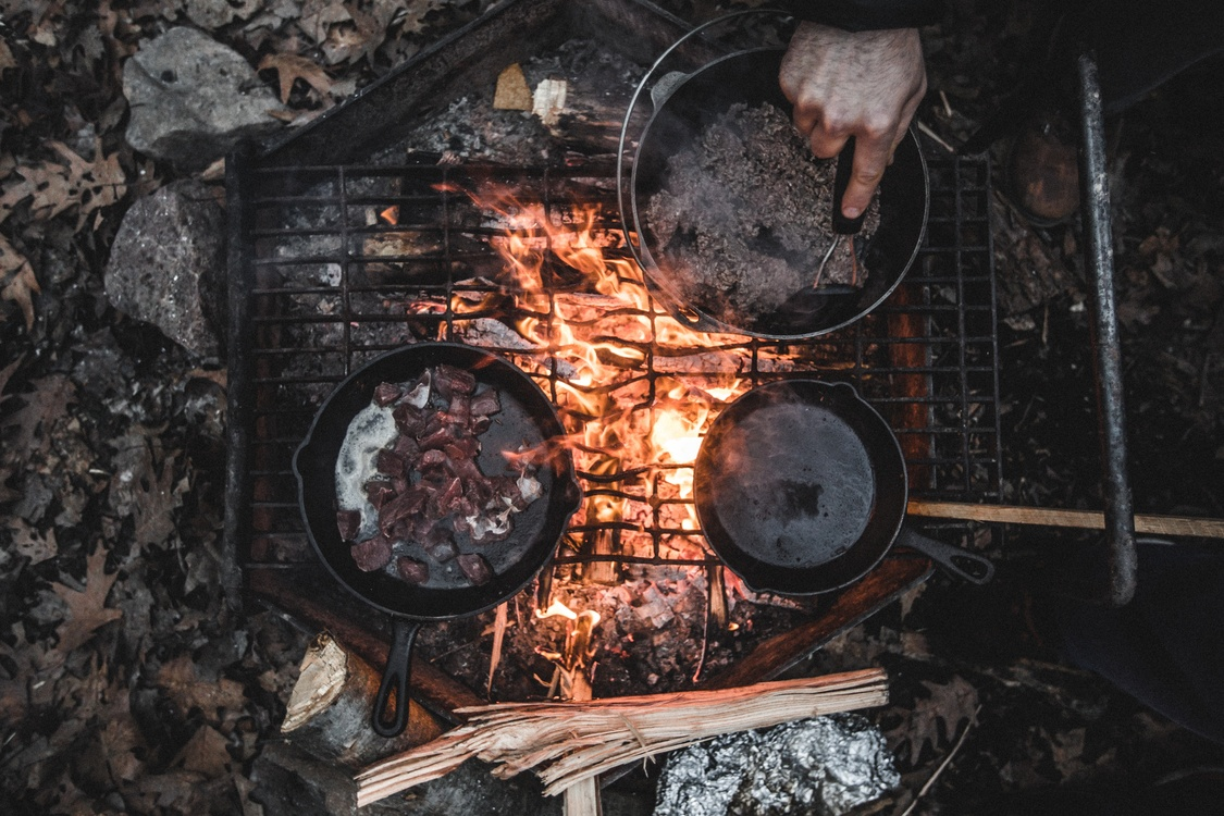 Charcoal,Meat,Animal Source Foods