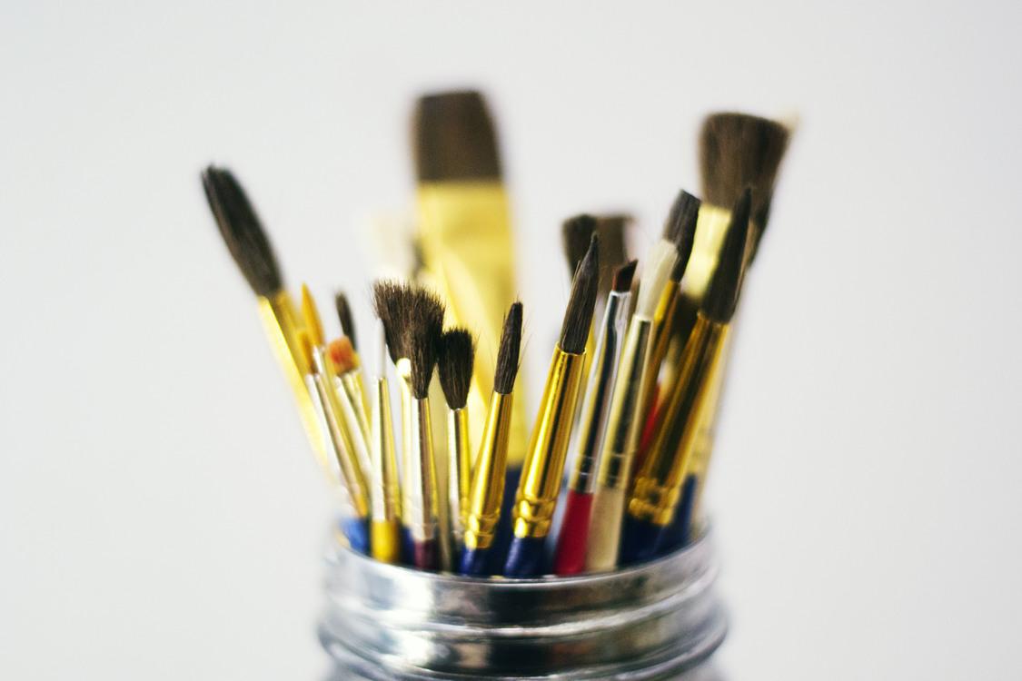 Brush,Cosmetics,Painting