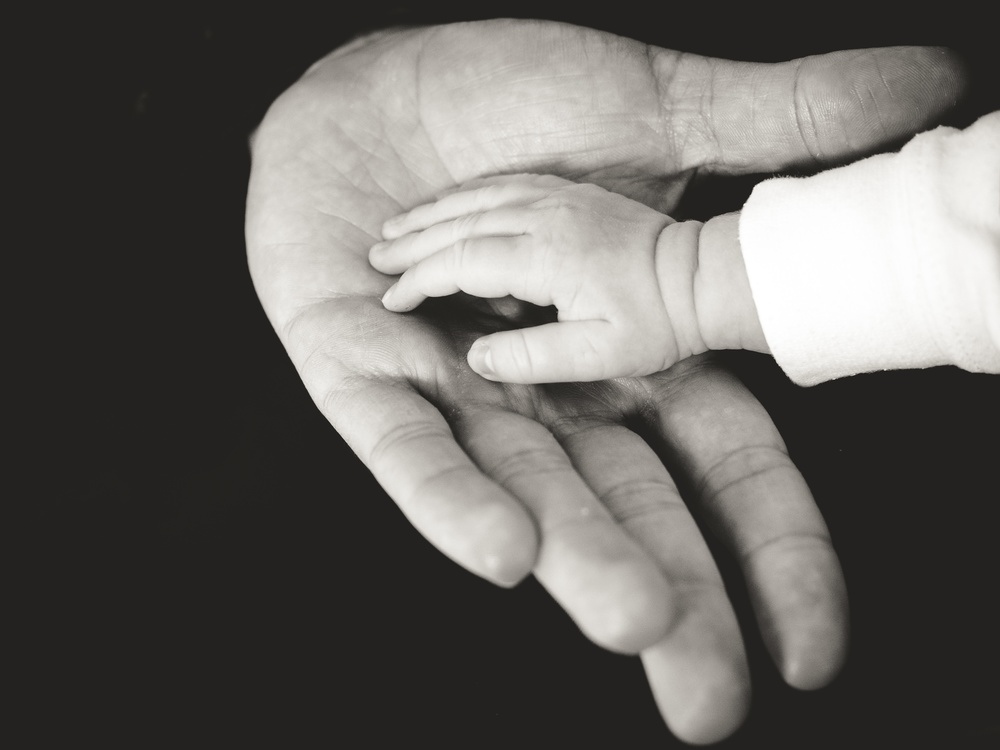 Thumb,Monochrome Photography,Hand Model