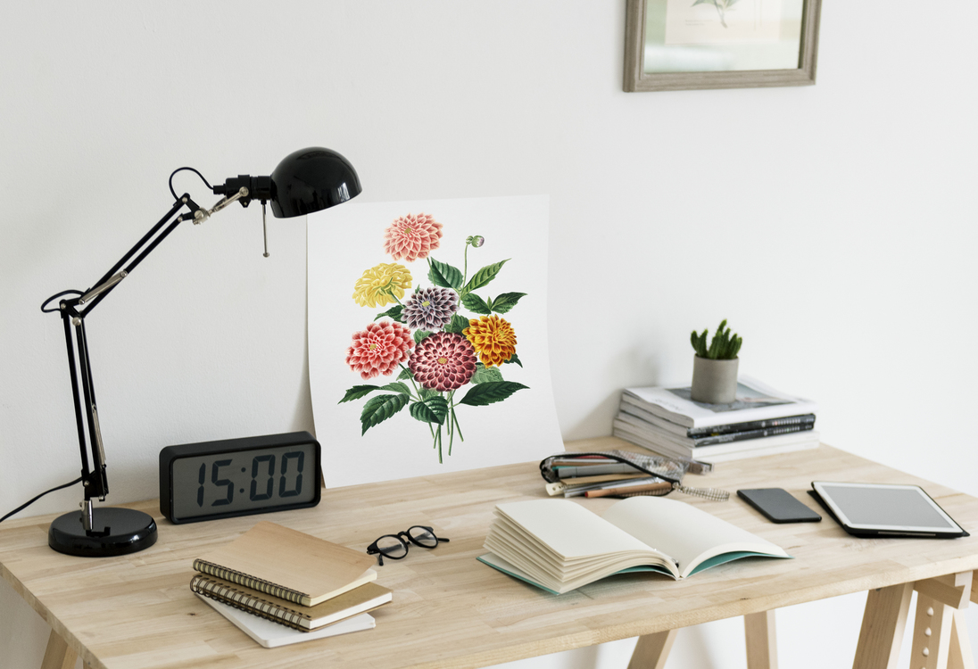 Office,Interior Design,Desk