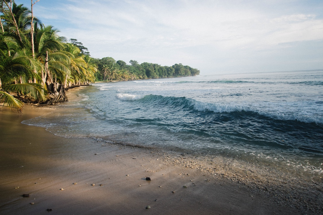Caribbean,Horizon,Headland