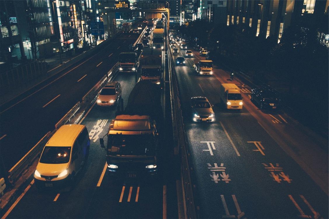City,Lane,Evening