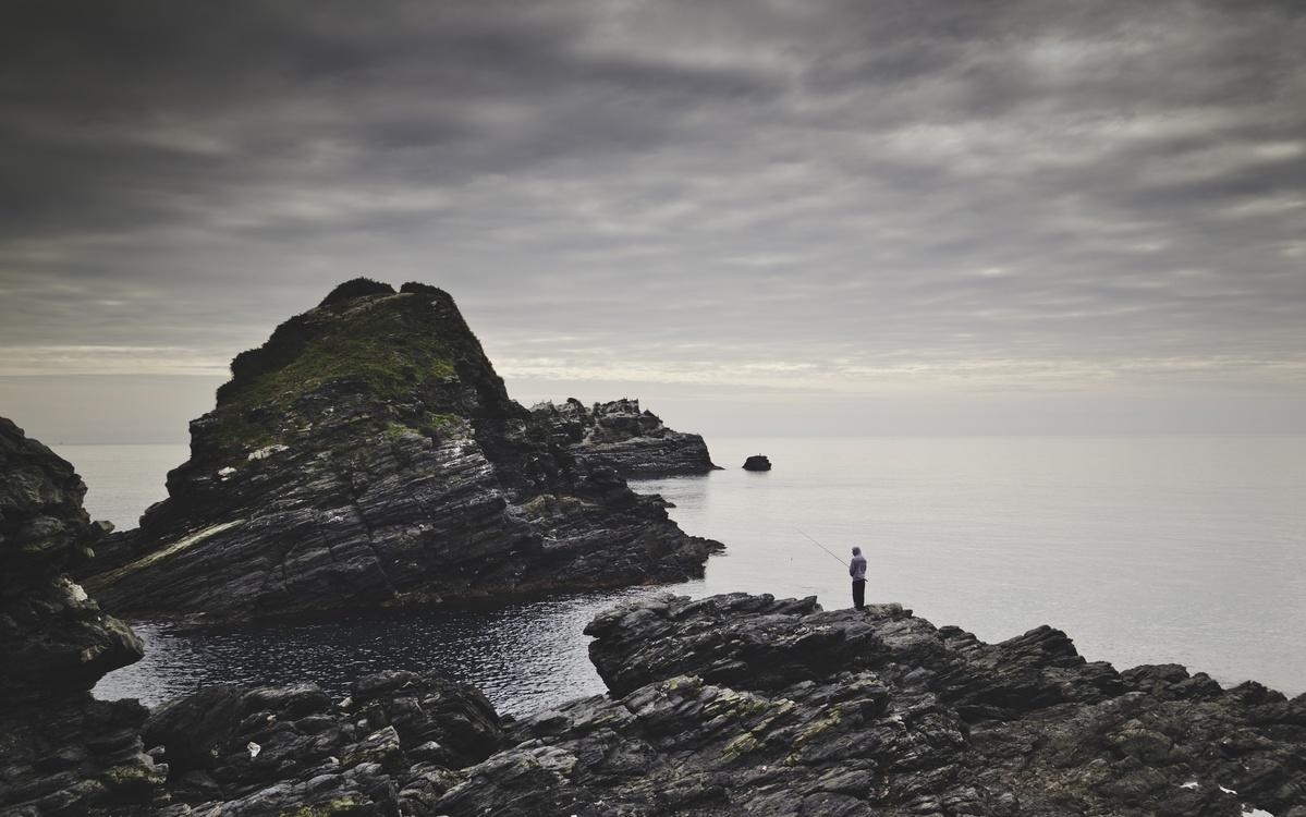 Horizon,Klippe,Terrain