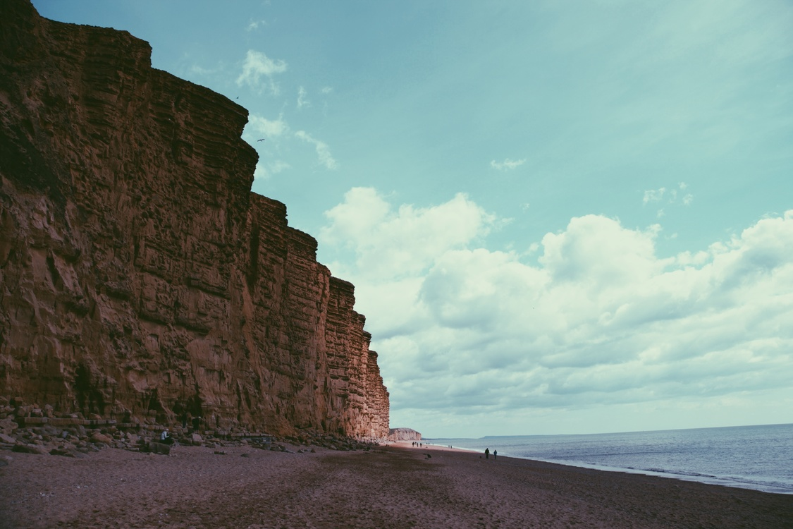 Sea,Cape,Terrain