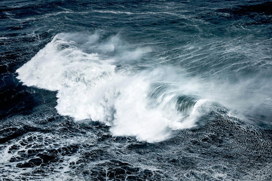 Wind Wave,Coast,Rock