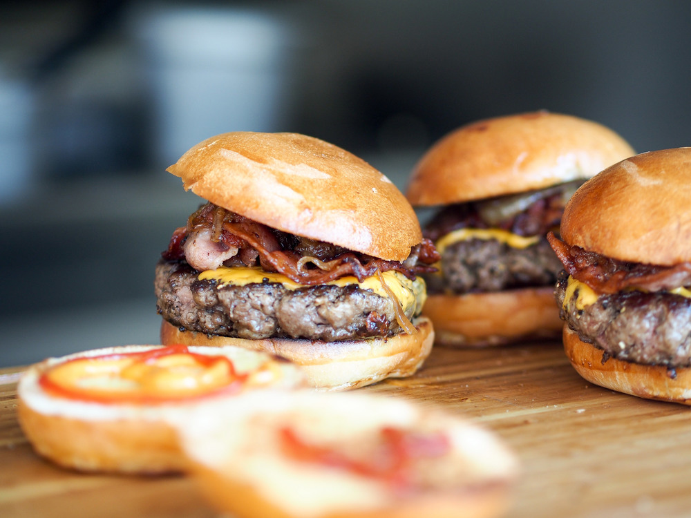 Junk Food,Sandwich,Hamburger