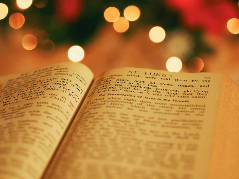 Bible study Christmas Religious text Christianity