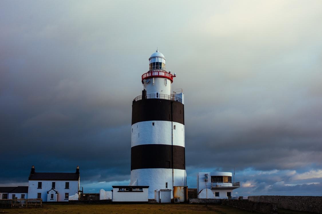 Lighthouse,Sky,Beacon