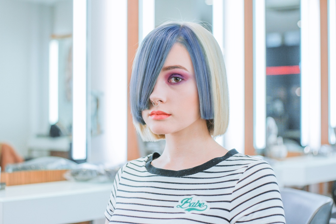 Wig,Hairstyle,Black Hair
