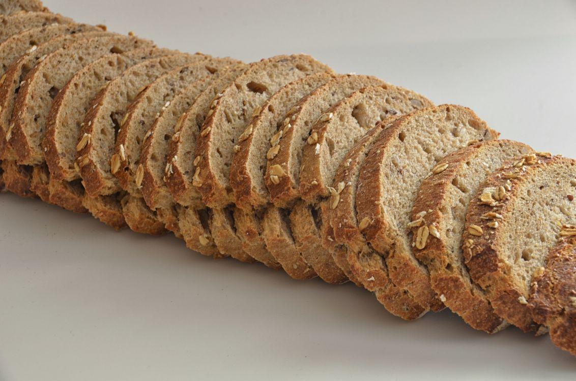 Loaf,Snack,Brown Bread