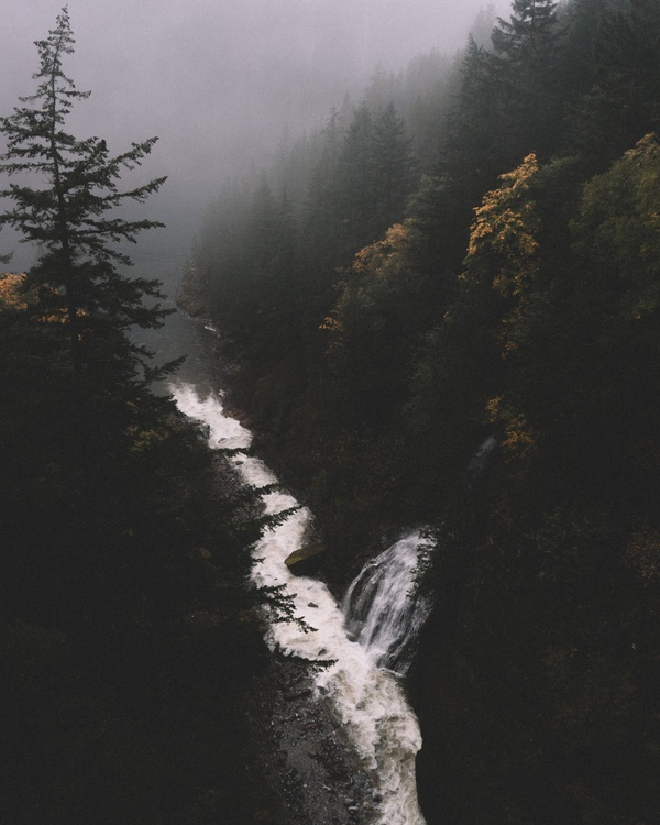 Computer Wallpaper,Mountain,Mist
