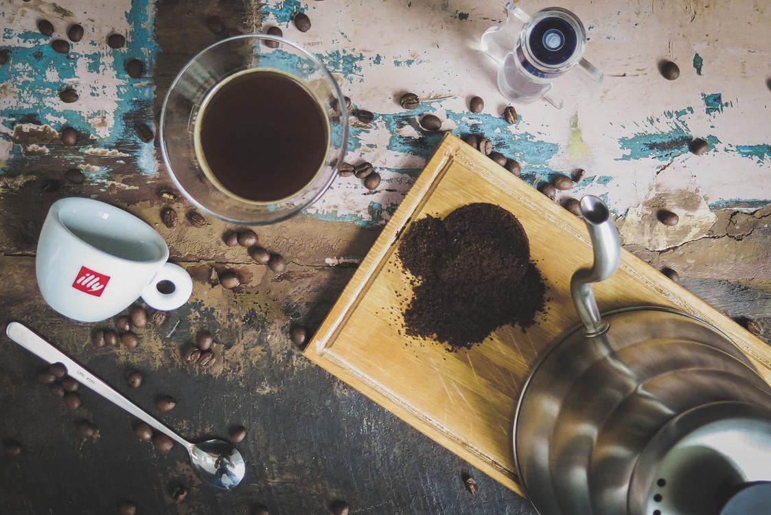 Space,Coffee,Espresso