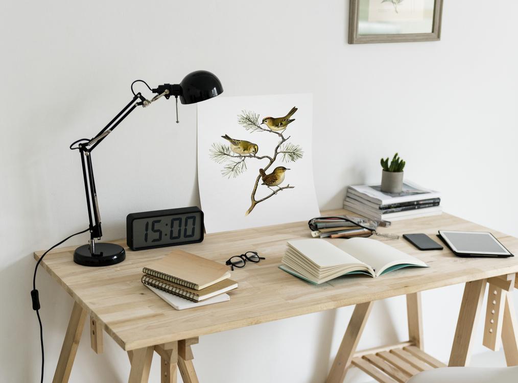 Angle,Office,Desk