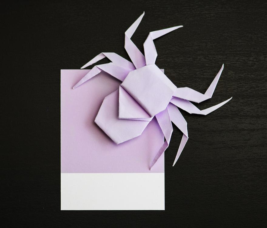 Work of art Origami Creativity