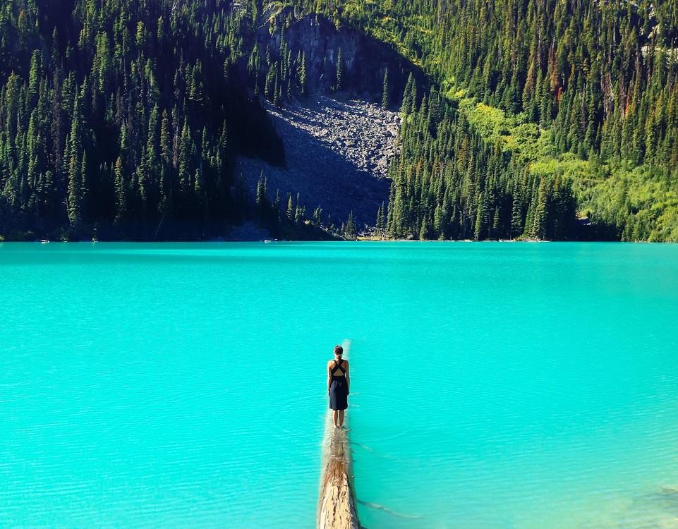 Inlet,Reservoir,Nature
